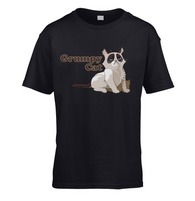 Grumpy Cat Kids T-Shirt