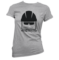 Emmet Brickowski Construction Womens T-Shirt