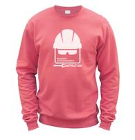 Emmet Brickowski Construction Sweater