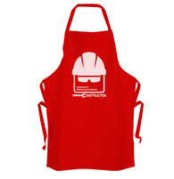 Emmet Brickowski Construction Apron