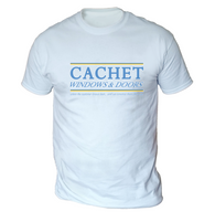 Cachet Windows Mens T-Shirt