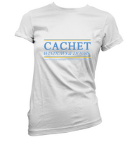 Cachet Windows Womens T-Shirt