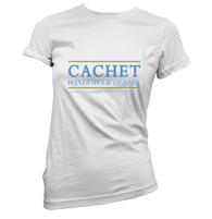 Cachet Windows Womens T-Shirt