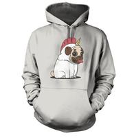 PugCorn Hoodie