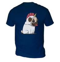 PugCorn Mens T-Shirt