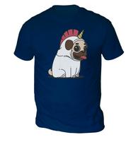 PugCorn Mens T-Shirt