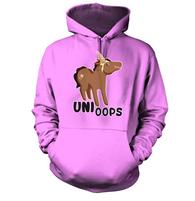 Uni Oops Hoodie