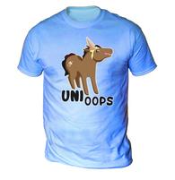 Uni Oops Mens T-Shirt