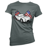 Anglo American Womens T-Shirt