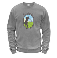 I'd Rather Be Golfing Sweater