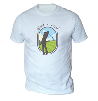 Work Rest Golf Mens T-Shirt
