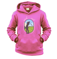 Work Rest Golf Kids Hoodie