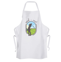 Work Rest Golf Apron