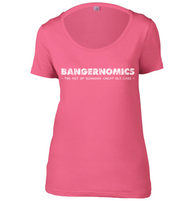 Bangernomics Womens Scoop Neck T-Shirt