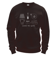 Waitin for Parts Sweater