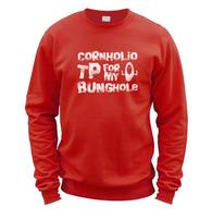 Cornholio TP Sweater