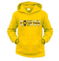 Its a Cat Thing Kids Hoodie