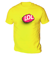 LOL Mens T-Shirt