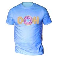 DOH Doughnut Mens T-Shirt