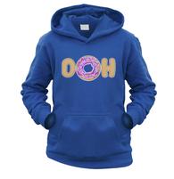 DOH Doughnut Kids Hoodie