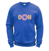 DOH Doughnut Sweater