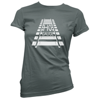 H0 Gauge Womens T-Shirt