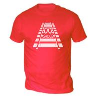 00 Gauge Mens T-Shirt