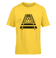 00 Gauge Kids T-Shirt