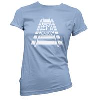 EM Gauge Womens T-Shirt