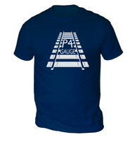 P4 Gauge Mens T-Shirt