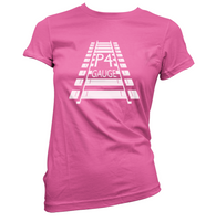 P4 Gauge Womens T-Shirt