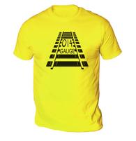 014 Gauge Mens T-Shirt