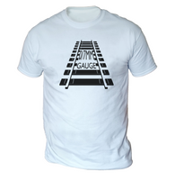 0/7mm Gauge Mens T-Shirt