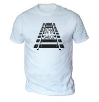 0/7mm Gauge Mens T-Shirt