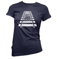 0/7mm Gauge Womens T-Shirt