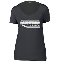 Class 31 Womens Scoop Neck T-Shirt