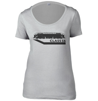 Class 56 Womens Scoop Neck T-Shirt