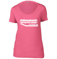 Class 90 Womens Scoop Neck T-Shirt