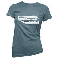 Class 43 Womens T-Shirt