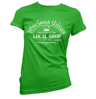 Local Shop Womens T-Shirt