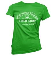 Local Shop Womens T-Shirt