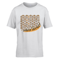 Wheel Horder Kids T-Shirt
