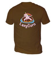 LazyCorn Mens T-Shirt