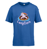 LazyCorn Kids T-Shirt