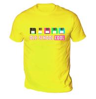 Old School Cool Mens T-Shirt