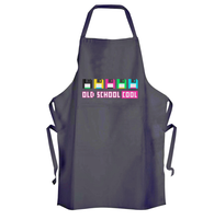 Old School Cool Apron