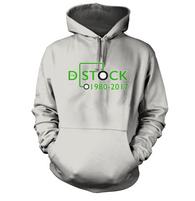 D Stock Hoodie