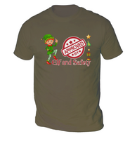 Elf and Safety Mens T-Shirt