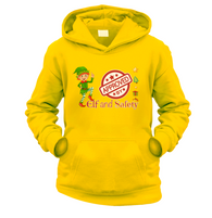 Elf and Safety Kids Hoodie