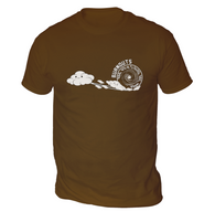 Burnout Clouds Mens T-Shirt